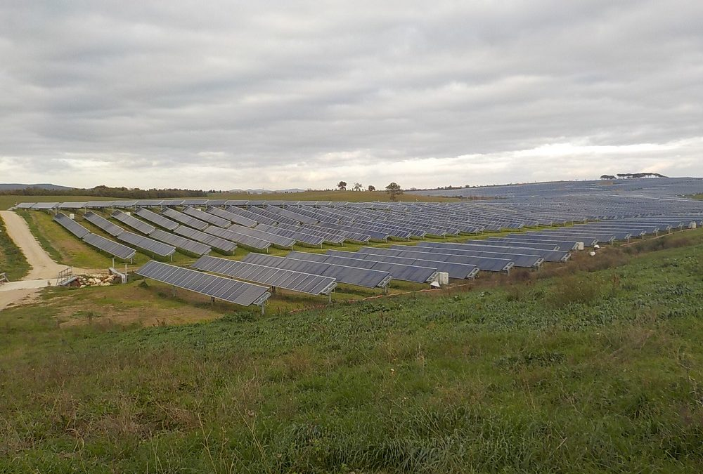 How to ensure an optimum design of a solar park?