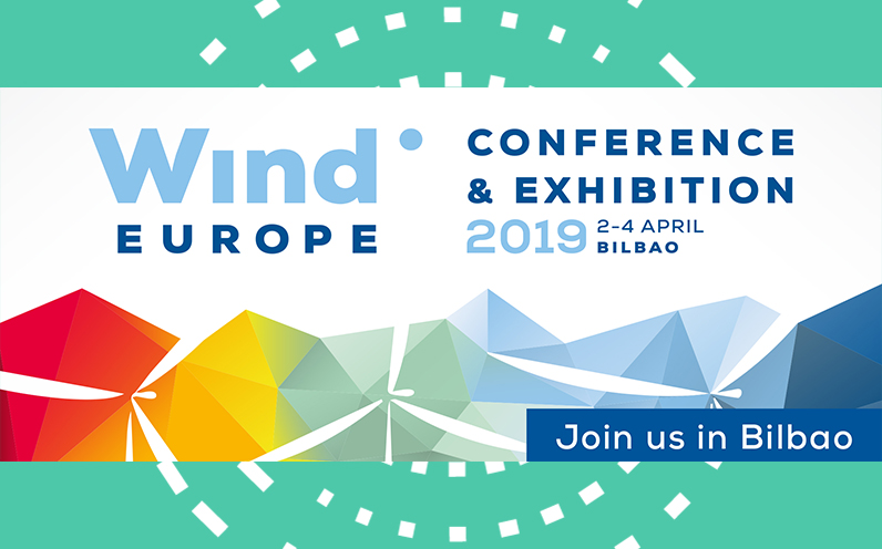 WIND EUROPE CONFERENCE 2019 – BILBAO